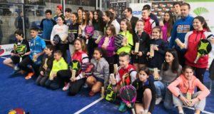 FInalizó la primera de las prueba TyC Premium del Circuito de Menores de la Federación Española de Pádel