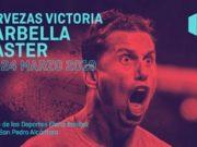 Ya a la venta las entradas del Cervezas Victoria Marbella Master 2019