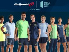 Bullpadel será el Textil Oficial de World Padel Tour 2019