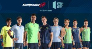 Bullpadel será el Textil Oficial de World Padel Tour 2019