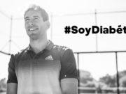 Alex Ruiz, diabético y deportista profesional