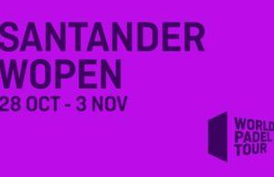 Santander será la sede de la segunda edición del WOpen