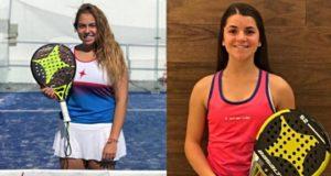 Camila Ramme y Gala Katthain, primeras jugadoras mexicanas del equipo StarVie