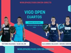 Streaming de los cuartos de final femeninos del World Padel Tour Vigo Open 2019