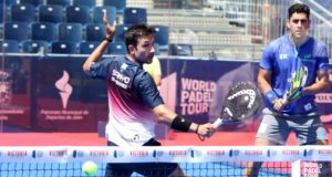 Los favoritos cumplen en los octavos de final del Alisea Ledus Jaén Open