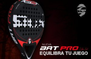 Siux lanza la Siux Bat Pro 2.0, con superficie arenosa y marco reforzado