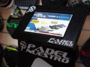Padel Nuestro instala en algunas de sus tiendas el Kiosko para hacer posible la compra online
