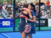 Delfina Brea y Bea González alzan su segundo título de la temporada en el San Javier Challenger