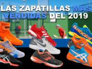 Las zapatillas de pádel másvendidas del 2019