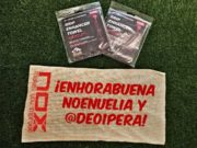 Y los ganadores de las toallitas potenciadoras de agarre para pádel Nox by Gorilla son para...
