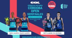 semifinales del Cervezas Victoria Córdoba Open