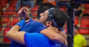 Cepero y Lijó noquean a los nº1 en los octavos del Sao Paulo Open