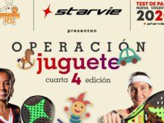Cuarta edición de la Operación Juguete a beneficio de la Fundación Scariolo