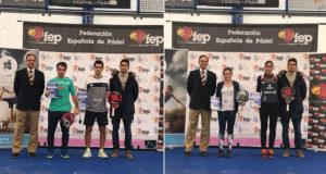 Campeonato Absoluto de España de Pádel