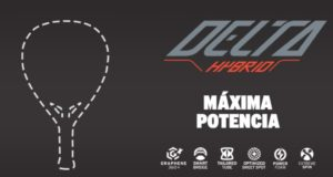 El misterio de la HEAD Graphene 360+ Delta Hybrid