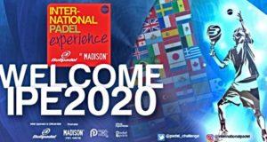 El International Padel Experience by Madison amplía su calendario y estará en 50 sedes y 24 países en 2020