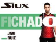 Javi Ruiz, nuevo jugador del Team Siux