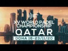 Doha será la sede del Mundial de Pádel 2020