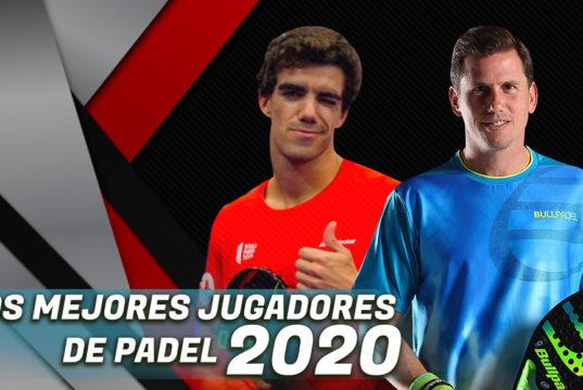 Los mejores jugadores de pádel 2020