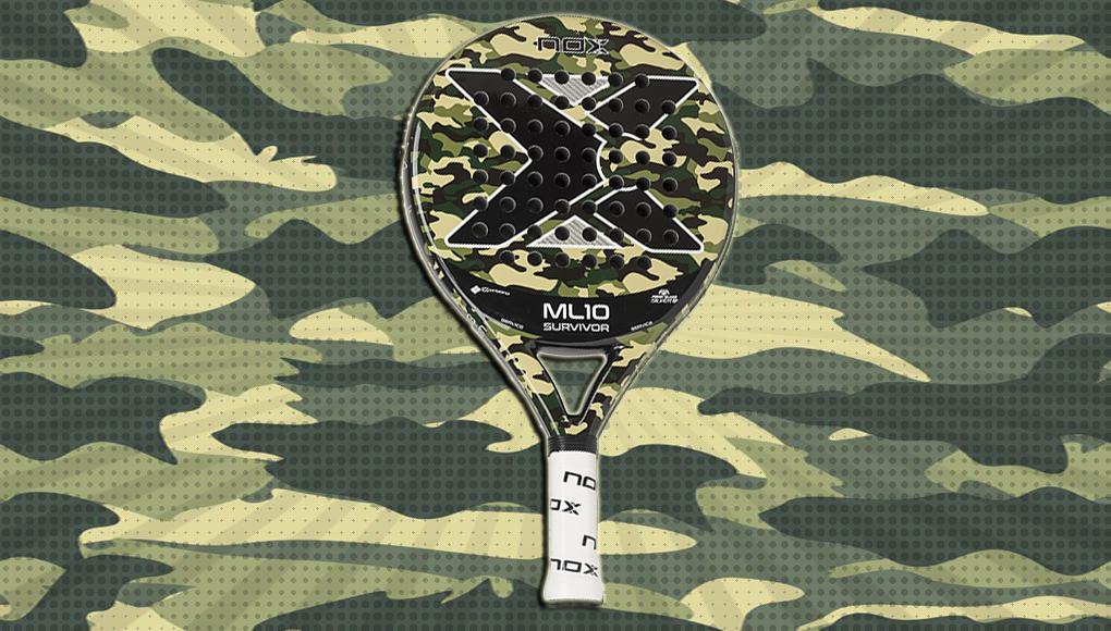 Sorteamos una pala Nox ML10 Pro Cup Survivor