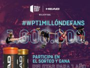 World Padel Tour sortea un año de pelotas HEAD Pádel