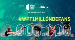 Participa y gana con World Padel Tour una experiencia Siux con Javi Ruiz