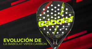 Cómo ha cambiado la Babolat Viper Carbon desde sus inicios