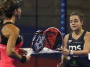 Las favoritas imponen su ley en los octavos de final del Estrella Damm Open
