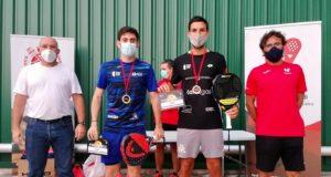 Maite Gabarrús – Marta Sexmilo y Jon Sanz – Iñigo Zaratiegui se reparten los títulos en el Trofeo Canalla