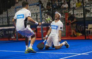 Bela y Tapia se coronan en el Sardegna Open