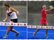Carolina Navarro y Aranza Osoro formarán pareja el resto de la temporada