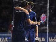 Ale Galán y Juan Lebrón vuelven a una final en el Estrella Damm Barcelona Master 2020