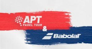 Babolat se suma al proyecto APT Padel Tour