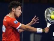 Agustín Tapia protagonista del mejor golpe del Estrella Damm Menorca Open 2020
