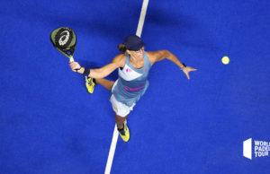 Lucía Sainz fue la MVP en su casa