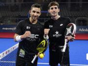 Sanyo Gutiérrez y Franco Stupaczuk alcanzan en el Estrella Damm Alicante Open 2020 su tercera final consecutiva