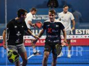 Javi Rico y Coki Nieto firman sus primeras semifinales del año en el Cupra Las Rozas Open 2020