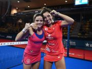 Primera final como pareja para Paula Josemaría y Bea González en el Cupra Las Rozas Open 2020