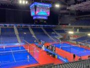 En directo los octavos de final del Campeonato de España de Pádel 2020