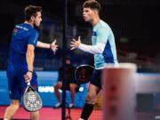 Arrancó la acción en el cuadro final del Campeonato de España de Pádel 2020
