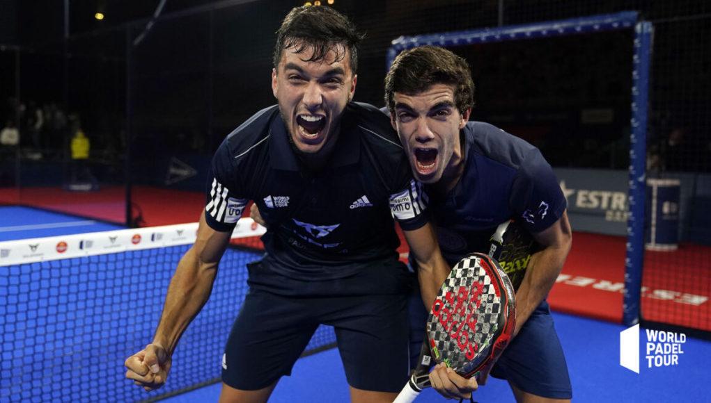 """Juan Lebrón y Alejandro Galán son las ganadoras del premio a la """"Mejor Pareja Masculina 2020"""""""