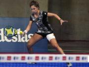 Bea González baja para los cuartos de final del Estrella Damm Alicante Open 2020