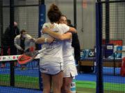 Paula Josemaría y Bea González alcanzan sus primeras semifinales juntas en el Cupra Las Rozas Open 2020