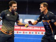 Juan Martín Díaz y Lucas Campagnolo se despiden tras caer en el Open de Las Rozas