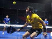 Javi Ruiz protagonista del mejor golpe del Estrella Damm Alicante Open 2020
