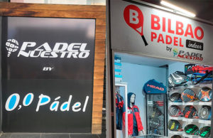 Padel Nuestro inaugura dos nuevas tiendas Express en el norte de España