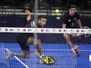 Franco Stupaczuk y Sanyo Gutiérrez causan baja en el Campeonato de España de Pádel 2020
