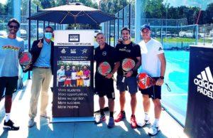 Los deportes de raqueta unidos para el crecimiento del pádel en los Estados Unidos