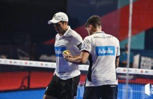 El Master Final será el último torneo juntos de Fernando Belasteguín y Agustín Tapia
