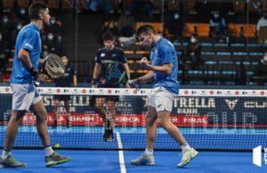 Maxi Sánchez y Martín Di Nenno protagonizaron un tie break épico en el Estrella Damm Menorca Master Final
